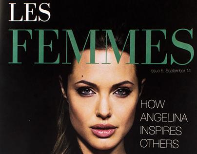 Les Femmes Magazine (The Women Magazine)
