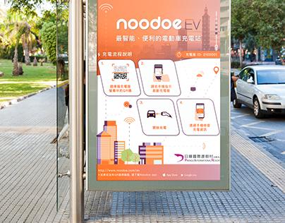 立牌設計-noodoe