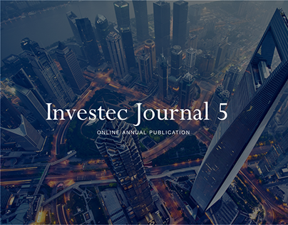 Investec Journal UX Design project