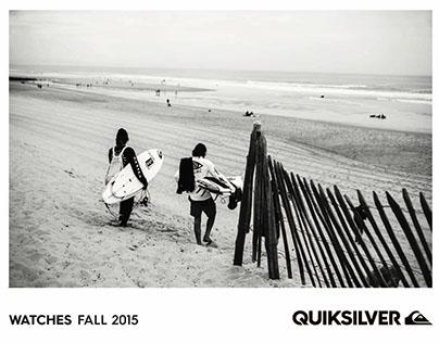 Quiksilver Watch Catalog Fall 2015