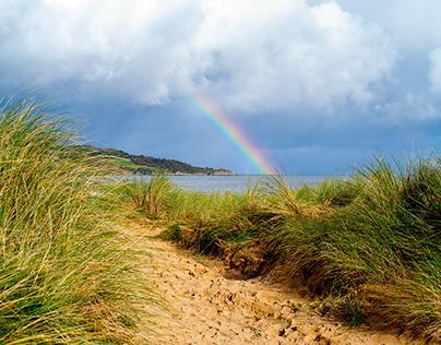 The Beauty of Irish Beaches
