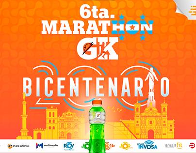 6ta. Maratón GATORADE