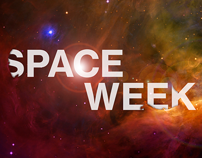Discovery | Space Week Network Tie-In Graphics