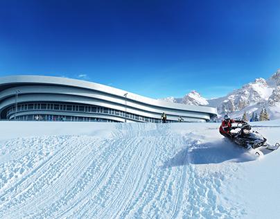 ski complex