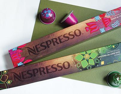 Nespresso Chiapas and Rwanda
