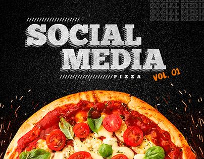Social Media - Pizzaria
