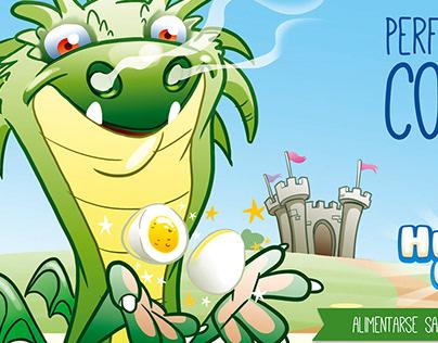 HUEVOCADOS - Huevos perfectamente cocidos