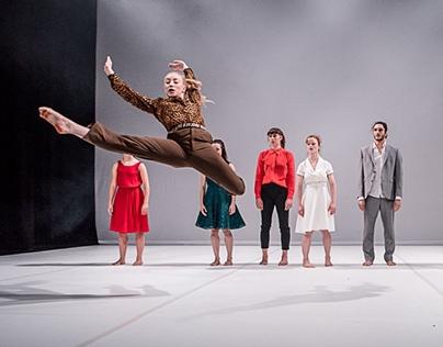 DREAMERS | Scottish Dance Theatre