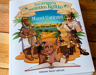 Ancient Egypt - Picture Book - Musei Vaticani