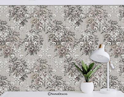 WallPaper floral Designs