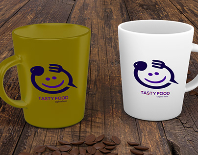 Tasty Food Logo