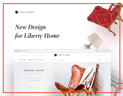 Redesign of e-commerce platform • 2015