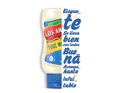 Salsas los Andes