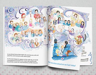 Children's Book: Prepare for printing.