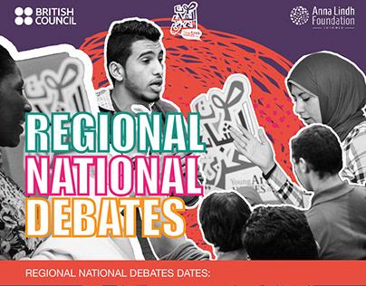 Regional National Debates