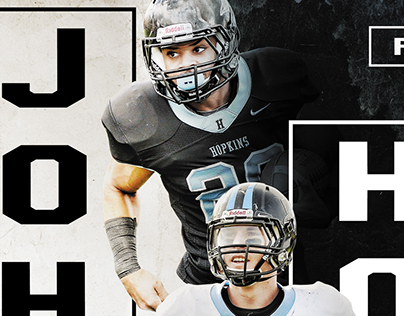 2015 Johns Hopkins Football Poster