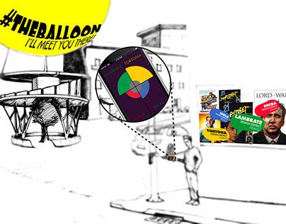 #TheBalloon - Milan Design Week 2012
