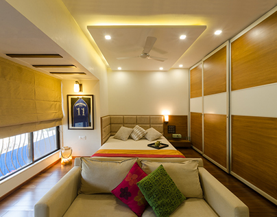 Apartment at Juhu By Sonal Iyer - Design Integrated