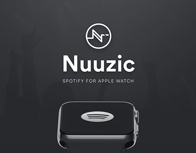 Nuuzic - Spotify for Apple Watch