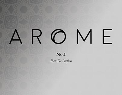 Arome Fragrance: Fashion Collaboration
