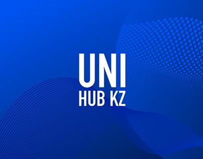 Платформа по проверки курсовых работ Uni Hub kz