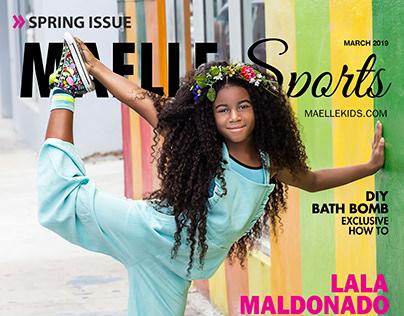 Maelle Kids Sports Issue 1