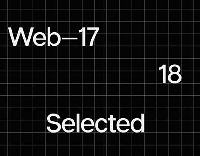 Web 17—18. Selected