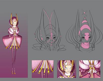 Elf / Character Design