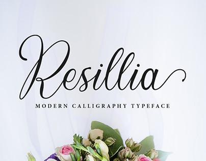 Risellia Script