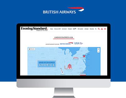 British Airways - Undiscovered USA