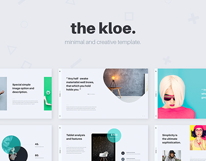 the kloe. theme
