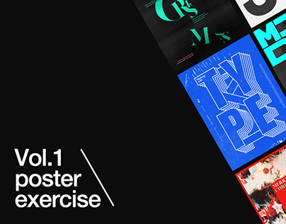 Vol.1 poster exercise