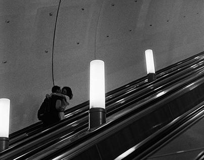 black&white film