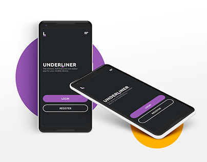 UI/UX Design: UnderLiner App