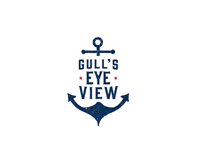 Gull's Eye View Logo