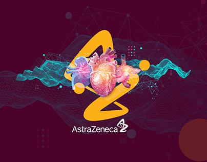 Astrazeneca - Projeto de Comunicação Visual Evento