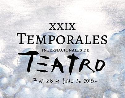 XXIX Temporales Internacionales de Teatro Puerto Montt