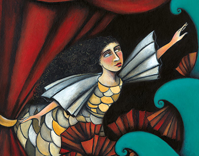 Cartel 4to Festival de Artes Escénicas ARTALAMAR