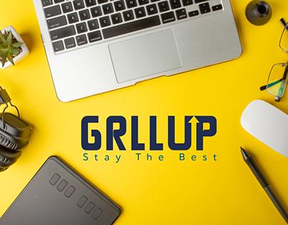 GrllUp Branding