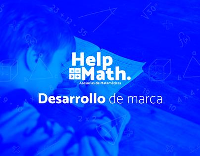 Desarrollo de marca   Help Math