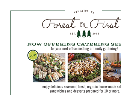 Forest on First Cafe in Los Altos | TownCrier Newspaper