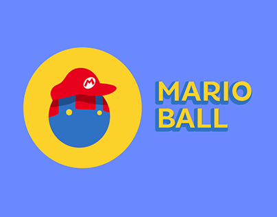 Motion Graphics - Mario Ball