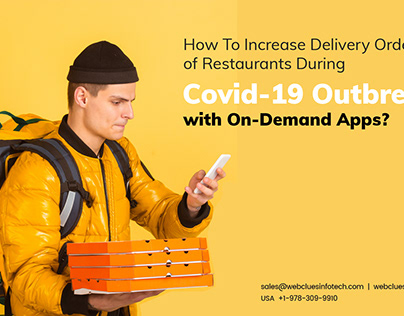 How To Increase Delivery Orders With On-Demand Apps?