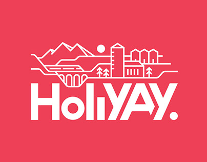 Holiyay Travel Branding & Web