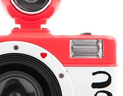 Lomography - Valentine's Cameras Edition