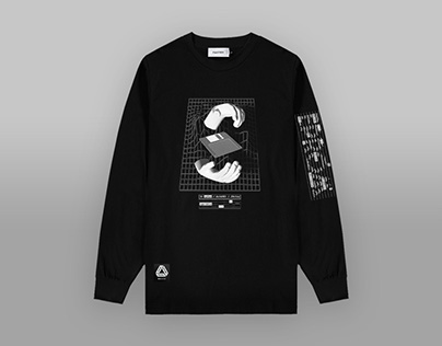 Raw Data | Longsleeve