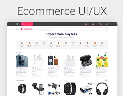 Ecommerce App & Web Marketplace