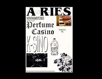 perfume casino zine