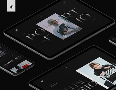 Portfolio - UI/UX Designer