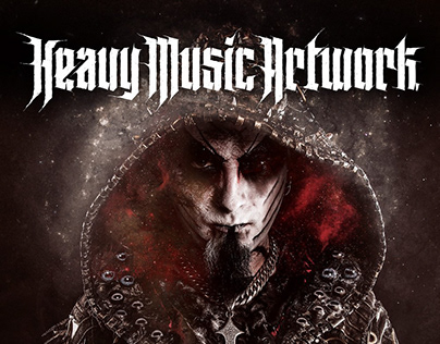 "HEAVY MUSIC ARTWORK (Logo ""Extreme Version"")"